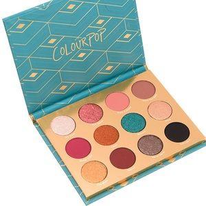 ColourPop Rendezvous Eyeshadow Palette